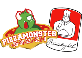 Pizzamonster - Bigger chicken burger menü - Bigger burger menü - Online rendelés